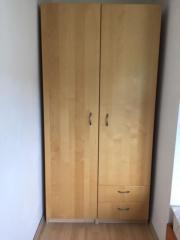 pax kleiderschrank birke haushalt m bel gebraucht und neu kaufen. Black Bedroom Furniture Sets. Home Design Ideas