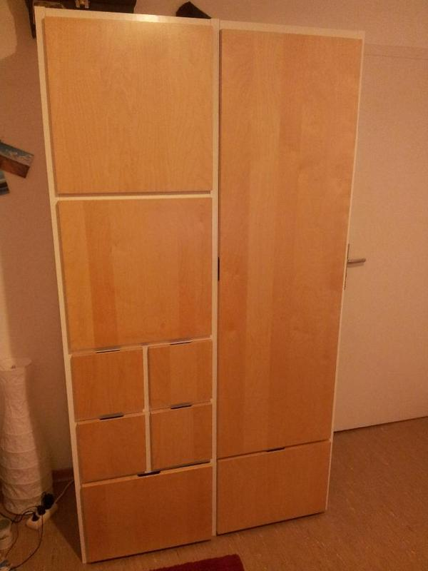 ikea kleiderschrank rakke in stuttgart schr nke. Black Bedroom Furniture Sets. Home Design Ideas
