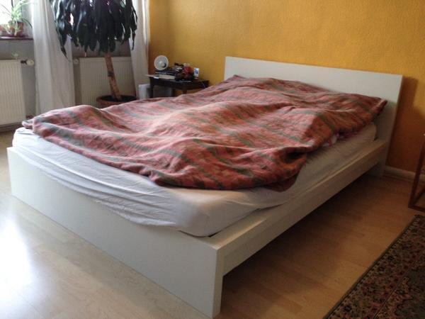 malm bett kleinanzeigen betten lattenroste. Black Bedroom Furniture Sets. Home Design Ideas
