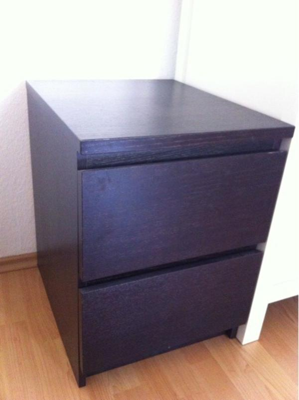 ikea malm kommode g nstig abzugeben in mannheim ikea. Black Bedroom Furniture Sets. Home Design Ideas