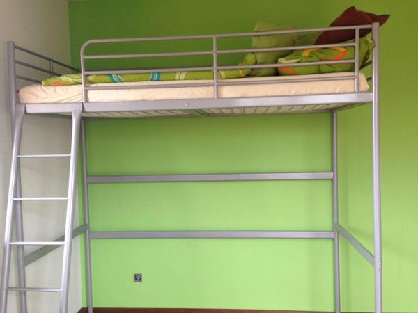 hochbett metall neu und gebraucht kaufen bei. Black Bedroom Furniture Sets. Home Design Ideas