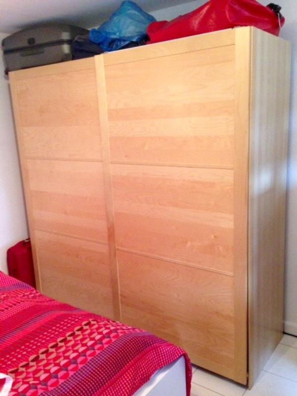 wegen umzug g nstig f r selbstabholer abzugeben pax ikea. Black Bedroom Furniture Sets. Home Design Ideas