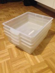 plastikboxen haushalt m bel gebraucht und neu kaufen. Black Bedroom Furniture Sets. Home Design Ideas