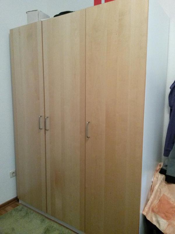 ikea schrank pax wie neu in frankenthal ikea m bel kaufen und verkaufen ber private. Black Bedroom Furniture Sets. Home Design Ideas