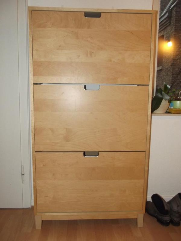 ikea schuhschrank st ll ikea m bel aus k ln altstadt nord. Black Bedroom Furniture Sets. Home Design Ideas