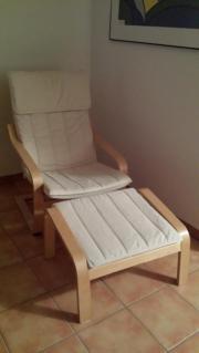 korbsessel mit hoher r ckenlehne in steinheim polster sessel couch kaufen und verkaufen ber. Black Bedroom Furniture Sets. Home Design Ideas