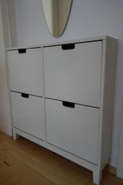 ikea schuhschrank weiss haushalt m bel gebraucht und neu kaufen. Black Bedroom Furniture Sets. Home Design Ideas