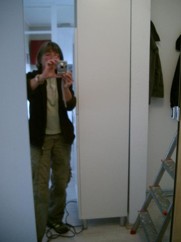 Ikea 39 vikedal 39 spiegelt r 160 cm hoch in n rnberg for Schaukelstuhl zu verschenken