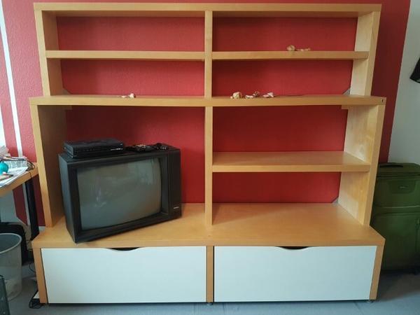 Ikea wohnwand borghamn interessante ideen for Ikea wohnwand