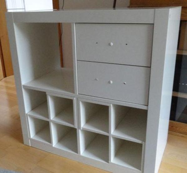 ikea w rfelregal 2 jahr jung wei in mannheim sonstige wohnzimmereinrichtung kaufen und. Black Bedroom Furniture Sets. Home Design Ideas
