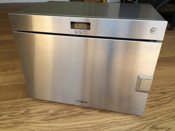 imperial dampfgarer g5654 in radebeul k chenherde grill mikrowelle kaufen und verkaufen ber. Black Bedroom Furniture Sets. Home Design Ideas