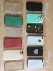 iphone 4S. Schutzhüllen.