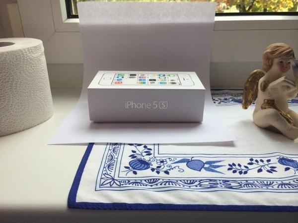 iphone 5s gold neu 16gb ohne simlock mit garantie in augsburg apple iphone kaufen und. Black Bedroom Furniture Sets. Home Design Ideas