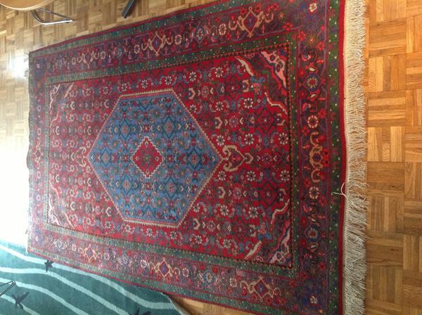 iranischer hamadan teppich 2 13 x 1 35 in m nchen teppiche kaufen und verkaufen ber private. Black Bedroom Furniture Sets. Home Design Ideas