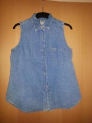 Jeans Damenhemd / Hemd