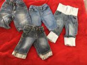 Jeans Set für