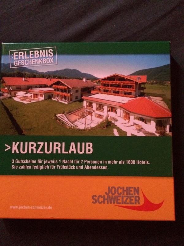 Jochen Schweizer Gutschein Gültigkeit überprüfen