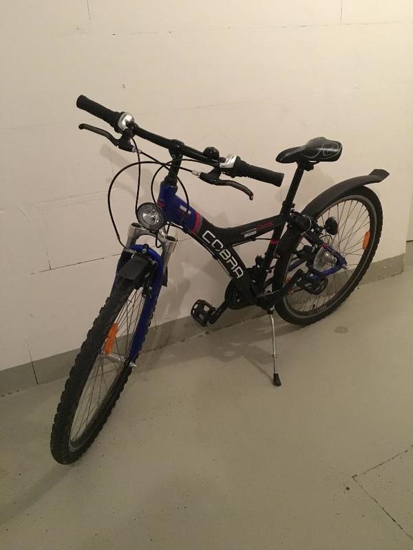 jugend mountainbike marke 39 cobra 39 26 zoll in. Black Bedroom Furniture Sets. Home Design Ideas