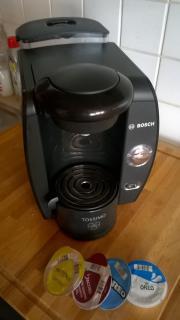 Kaffeeautomat Tassimo