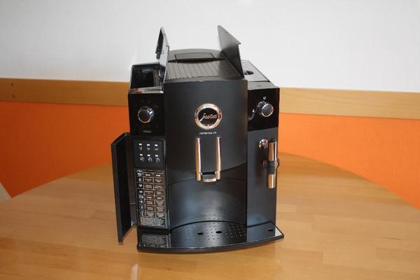 jura kaffeevollautomaten neu und gebraucht kaufen bei. Black Bedroom Furniture Sets. Home Design Ideas