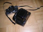 Kamera aus den 70er Siehe Bild, Gesamtpreis mit Tasche 33,00 Euro. Auf der Kamera steht: REVUEflex; reflex BL; auf der Linse: PENTACON ORESTOR 2.8/50. Vorzugsweise an ... 33,- D-76135Karlsruhe Weststadt Heute, 15:05 Uhr, Karlsruhe Weststadt - Kamera aus den 70er Siehe Bild, Gesamtpreis mit Tasche 33,00 Euro. Auf der Kamera steht: REVUEflex; reflex BL; auf der Linse: PENTACON ORESTOR 2.8/50. Vorzugsweise an