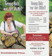 Kaminholz & Brennholz