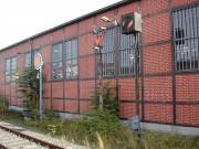 Kartonbau Stuttgarter Bahnhof: