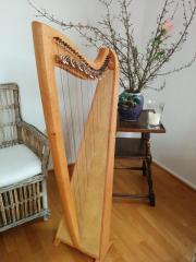 keltische Harfe lernen