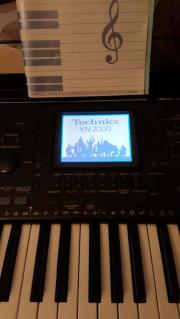 Keyboard Technics SX-
