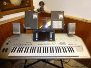 Keyboard Yamaha Tyros