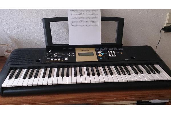 Keyboard yamaha neu und gebraucht kaufen bei for Yamaha portable grand dgx 220 electronic keyboard