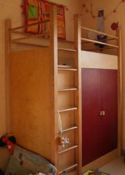 hochbett in bestensee haushalt m bel gebraucht und neu kaufen. Black Bedroom Furniture Sets. Home Design Ideas