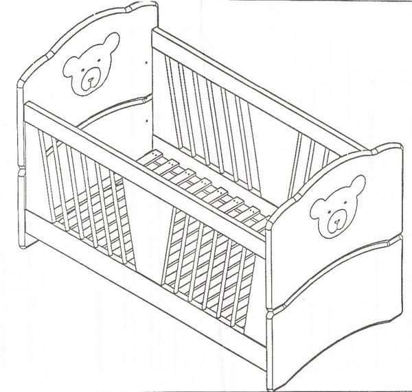 kinderbett kiefer massiv kaufen gebraucht und g nstig. Black Bedroom Furniture Sets. Home Design Ideas