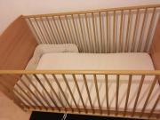 Kinderbett (Holz)