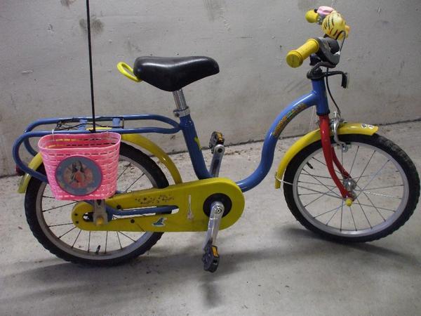 18 zoll fahrrad mit gangschaltung leichtes kinderbike 16. Black Bedroom Furniture Sets. Home Design Ideas