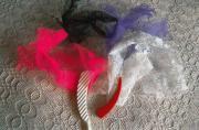 Kinderhaarschmuck Haarschmuck Tüllbänder