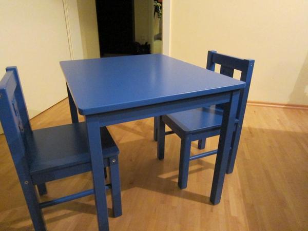 kindertisch stuhl neu und gebraucht kaufen bei. Black Bedroom Furniture Sets. Home Design Ideas