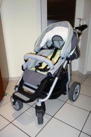 Kinderwagen / Buggy - Teutonia