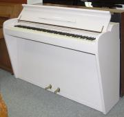 Klavier May, weiss