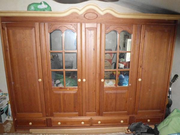 schr nke vitrinen m bel wohnen gelsenkirchen gebraucht kaufen. Black Bedroom Furniture Sets. Home Design Ideas
