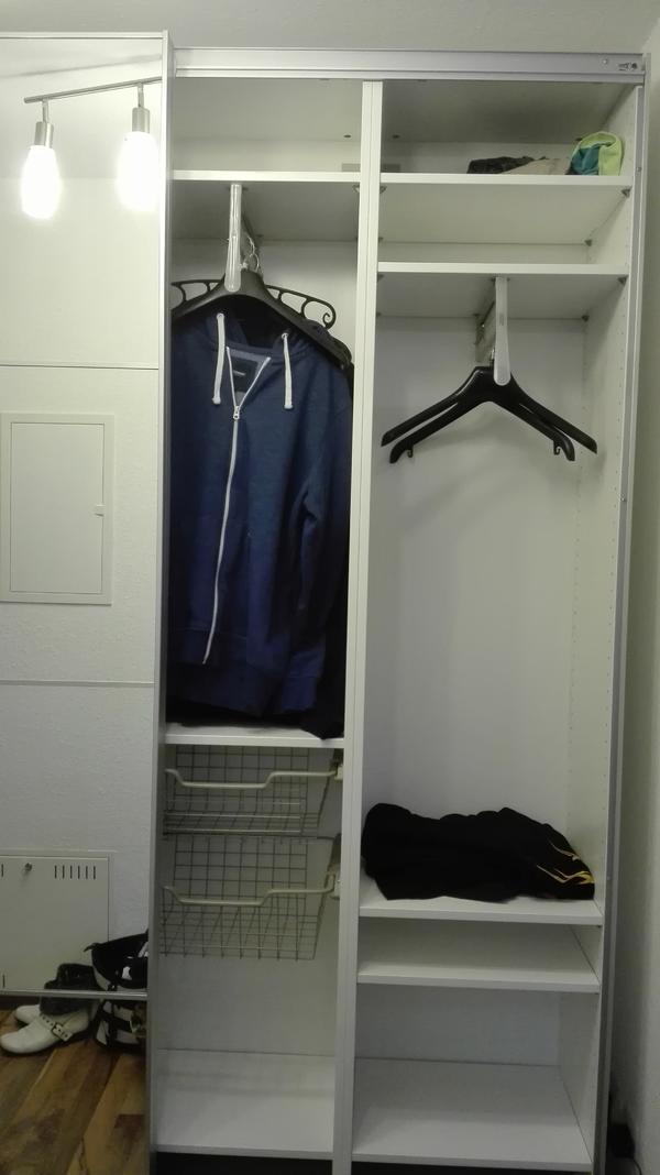 kleiderschrank korpus neu und gebraucht kaufen bei. Black Bedroom Furniture Sets. Home Design Ideas
