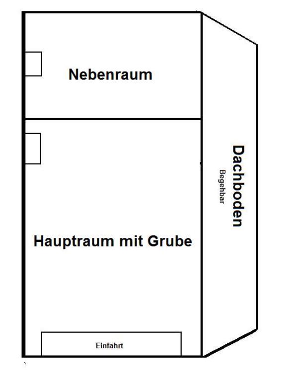 kleine werkstatt zwischen roth schwabach mit grube als kfz werkstatt nutzbar scheune lager. Black Bedroom Furniture Sets. Home Design Ideas
