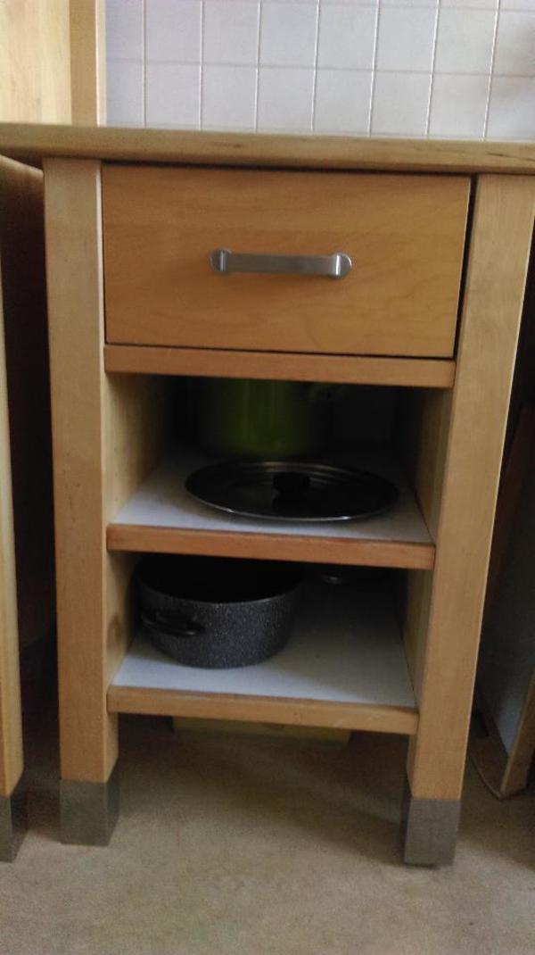 Kleiner Küchenschrank VÄRDE in Mannheim Küchenmöbel