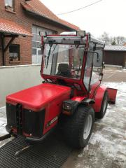 KLeintraktor Winterdienst