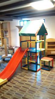 kletterturm rutsche kinder baby spielzeug g nstige. Black Bedroom Furniture Sets. Home Design Ideas