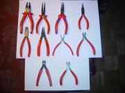 Knipex Werkstatt Zangen