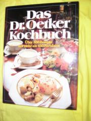 Kochbuch: Dr. Oetker