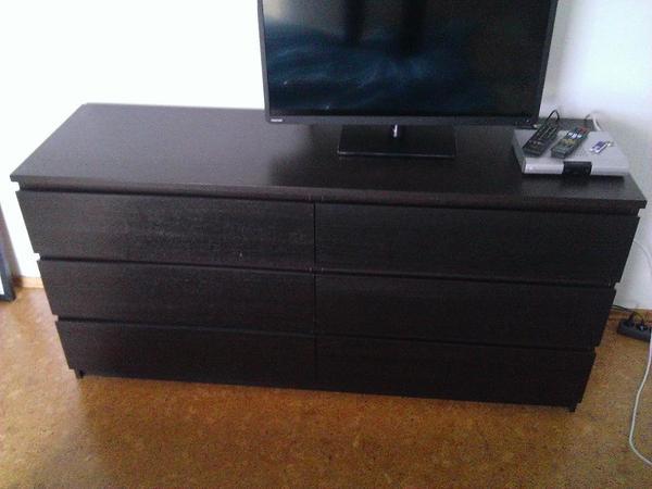 kommode schwarz neu und gebraucht kaufen bei. Black Bedroom Furniture Sets. Home Design Ideas