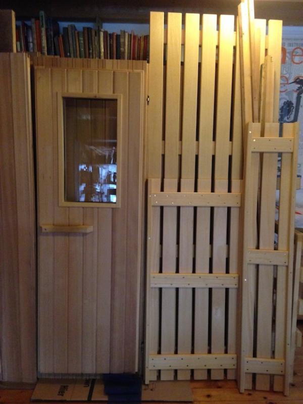 komplette ruku sauna in ellwangen sauna solarium und zubeh r kaufen und verkaufen ber. Black Bedroom Furniture Sets. Home Design Ideas