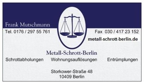 kostenlose abholung schrott schrottabholung schrott berlin brandenburg biete kostenlos private. Black Bedroom Furniture Sets. Home Design Ideas